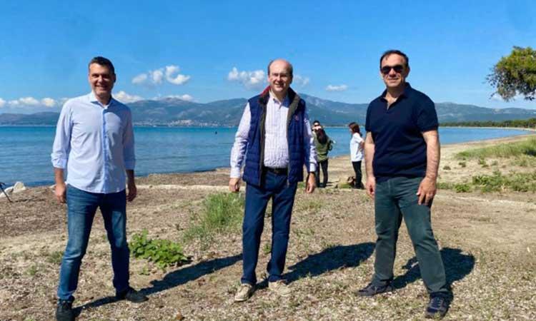 Ο ΕΟΑΝ στην «πρώτη γραμμή» για μια «Ελλάδα χωρίς πλαστικά μιας χρήσης» και αποτσίγαρα στις παραλίες