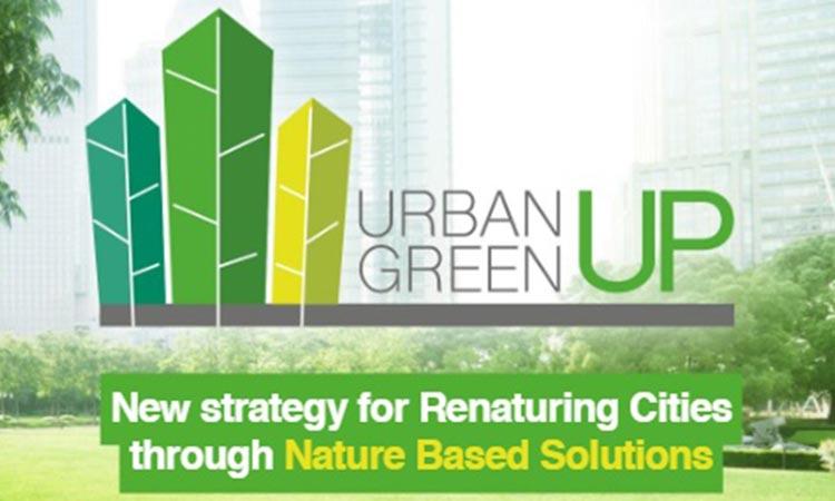 Η Κηφισιά στο δίκτυο πόλεων του προγράμματος «Urban GreenUP» για να βρει λύσεις βασισμένες στη φύση