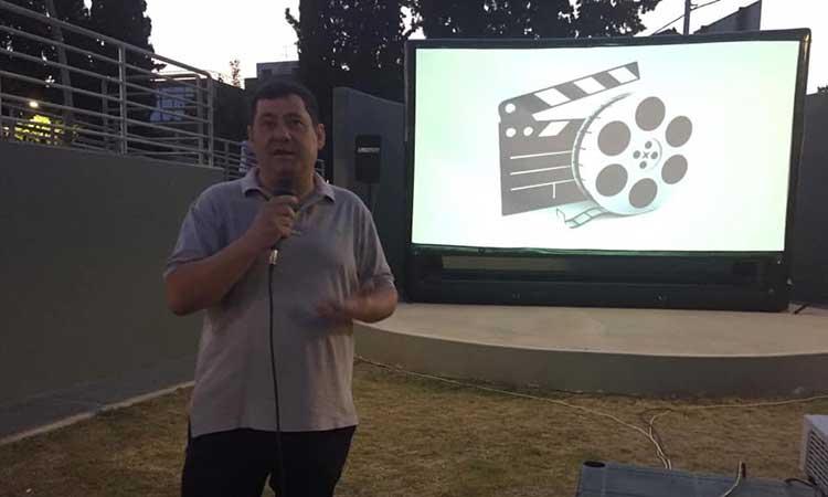 Με Γ. Κορδέλλα και Γ. Σμαραγδή συνεχίζονται οι κινηματογραφικές προβολές στο θεατράκι του Πολυχώρου της Λυκόβρυσης