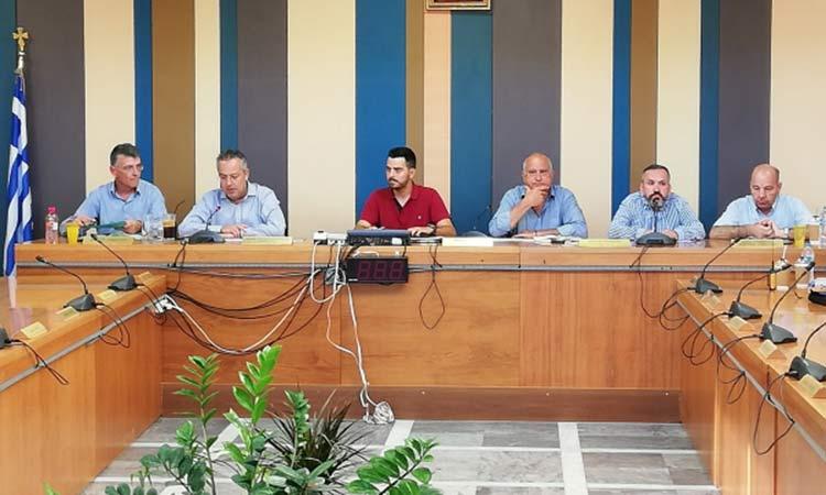 Άτυπη συνεδρίαση του ΣΠΑΥ στο δημαρχείο Παπάγου – Χολαργού