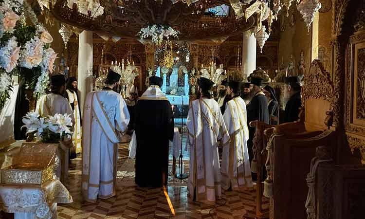 Π. Ιωάννου: Υπό όλα τα μέτρα προστασίας ο εορτασμός της Αγ. Ειρήνης Χρυσοβαλάντου στις 10/8