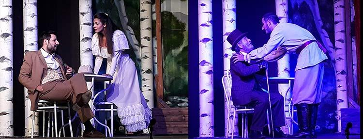 Με τον «Γλάρο» του Άντον Τσέχοφ η «αυλαία» στις διαδικτυακές προβολές της Ομάδας Θεάτρου Αγίας Παρασκευής