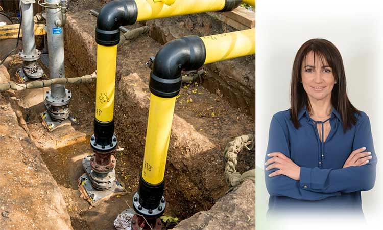 «Τρέχουν» νωρίτερα από το προβλεπόμενο τα έργα φυσικού αερίου στον Δήμο Πεντέλης