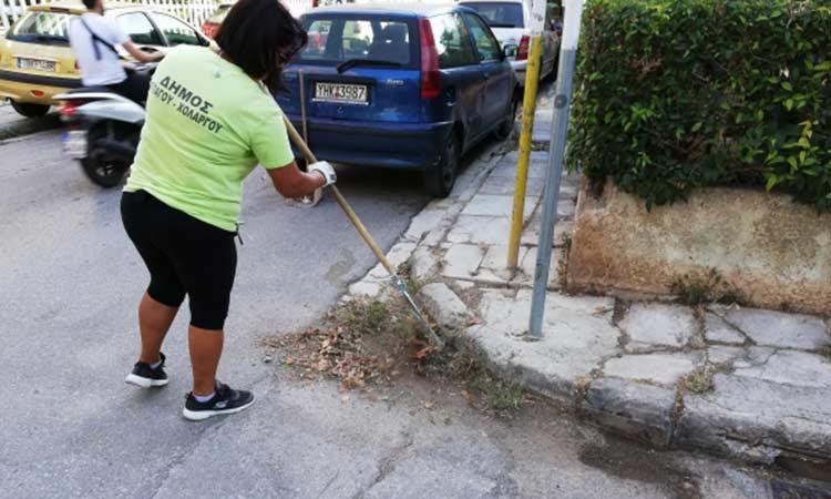 Προληπτικός καθαρισμός φρεατίων στον Δήμο Παπάγου – Χολαργού