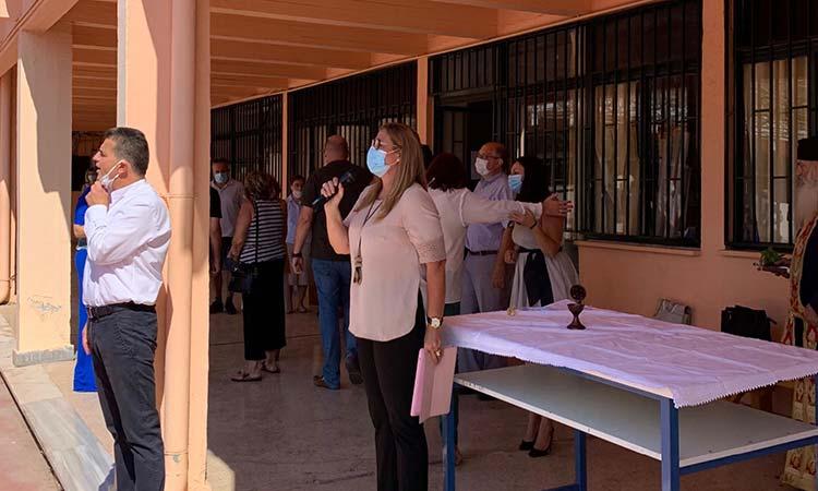 Φ. Χατζηαθανασιάδου: Η αγάπη μας για τους μαθητές της Κοινότητας Ψυχικού θα αποτελέσει τον «φωτεινό φάρο» για το νέο σχολικό έτος