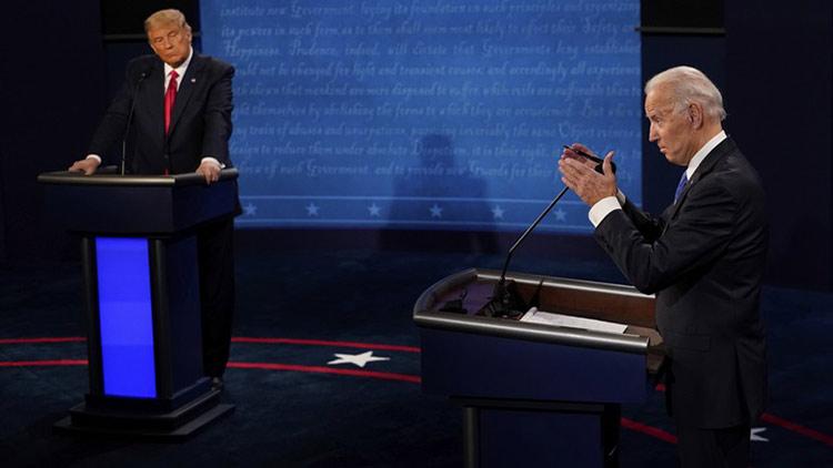 Μπάιντεν: Ο Τραμπ ασκεί «εγκληματική» πολιτική έναντι των ανήλικων παράτυπων μεταναστών