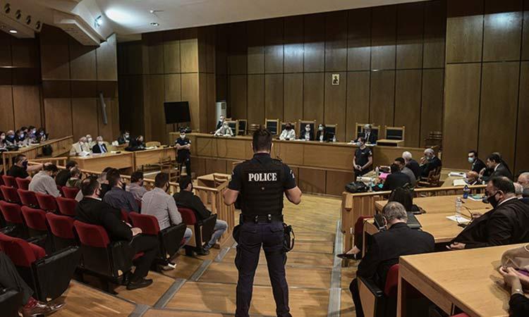 ΛΑ.ΣΥ. Αμαρουσίου: Στη φυλακή οι εγκληματίες Ναζί της Χρυσής Αυγής