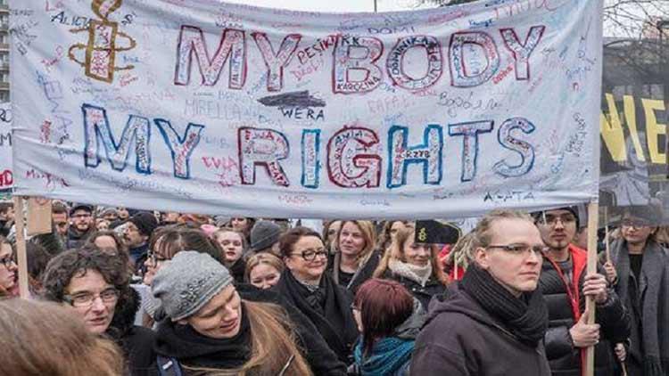 Κίνημα γυναικών στη Σλοβακία υπέρ των αμβλώσεων
