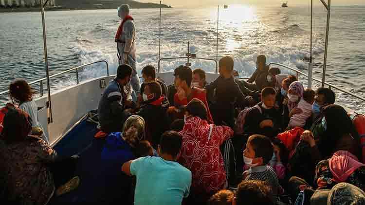 Διακινητές πέταξαν στη θάλασσα μετανάστες στα ανοικτά του Τζιμπουτί – Οκτώ νεκροί και  12 αγνοούμενοι
