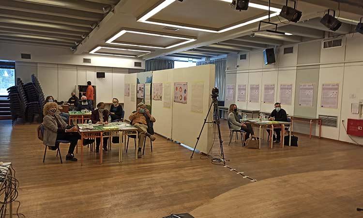 Με επιτυχία πραγματοποιήθηκε το εργαστήριο City Vision για το πρόγραμμα SPARCS στον Δήμο Κηφισιάς