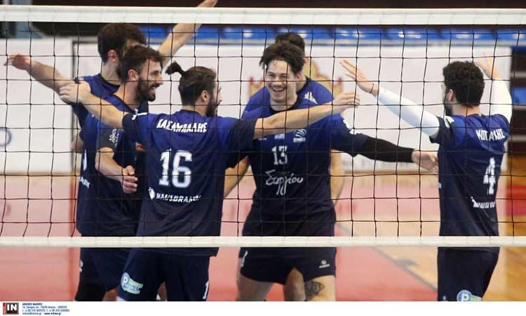 Volley League: Ήττα στο Ζηρίνειο για την Κηφισιά από τον Φοίνικα με 3-1 σετ