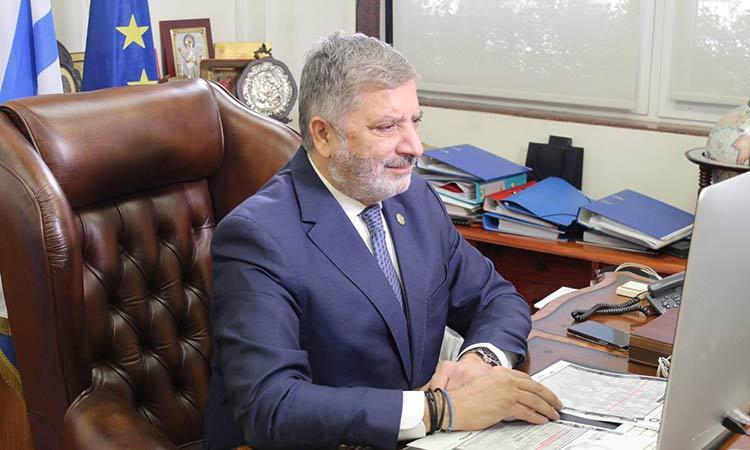 Γ. Πατούλης: Θα συνεχίσω να στέκομαι αρωγός στην προσπάθεια ένταξης των Ελλήνων Ρομά στην εγχώρια κοινωνία