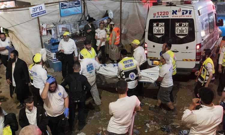 Τραγωδία στο Ισραήλ με δεκάδες νεκρούς