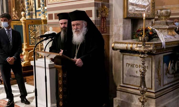 Αρχιεπίσκοπος Ιερώνυμος: Ευχαριστώ γιατρούς και υγειονομικό προσωπικό