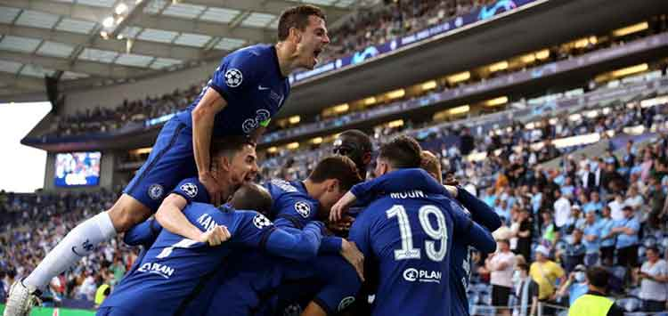Champions League: Στα «αστέρια» η Τσέλσι