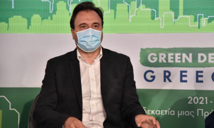 Δ. Παπαστεργίου: Οι επόμενες «επαναστάσεις» πρέπει να είναι «πράσινες»