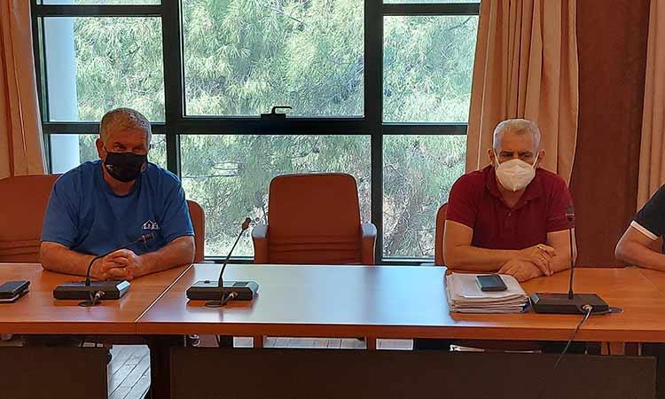 Συνεργείο του ΣΠΑΠ θα συνδράμει τον Δήμο Λυκόβρυσης-Πεύκης στο μάζεμα ξερών κλαδιών