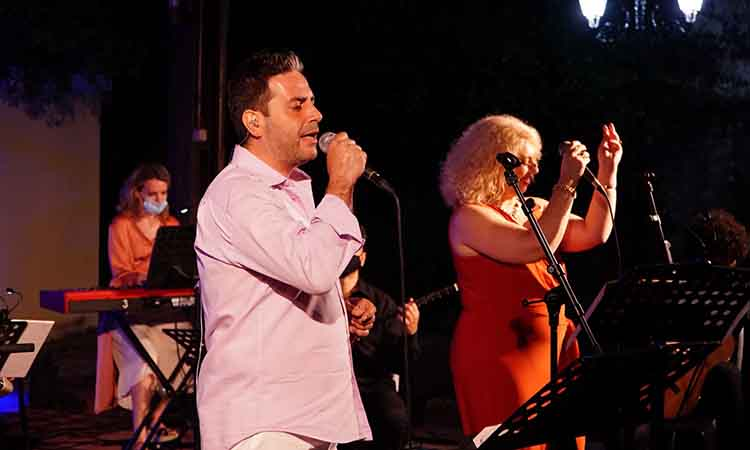 Συνεχίζονται οι μουσικές παραστάσεις στη Βορέειο του  Δήμου Αμαρουσίου