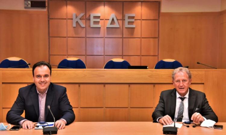 Δ. Παπαστεργίου: Προχωρούμε για τη θεσμική αναβάθμιση της Ελληνογερμανικής Συνέλευσης