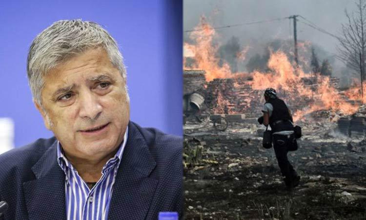 Γ. Πατούλης: Ούτε ξεχνούμε, ούτε θα μείνουμε άπραγοι – Η τραγωδία στο Μάτι μένει ανεξίτηλη στην ψυχή μας