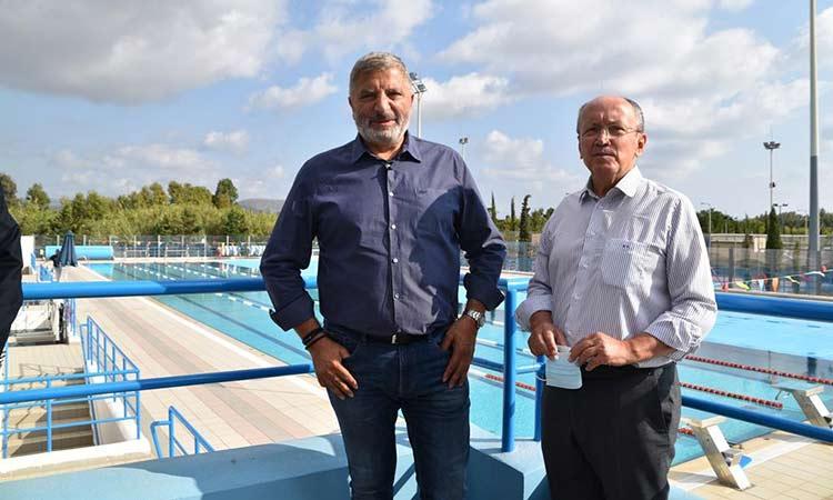 Επαναλειτουργεί μετά από 10 χρόνια το Δημοτικό Κολυμβητήριο Μαραθώνα με χρηματοδότηση της Περιφέρειας Αττικής