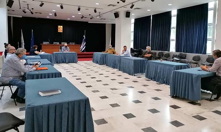 Ποια θέματα της περιοχής Σωρού και Λάκκας Κόττου συζήτησαν τα μέλη του συλλόγου με τον δήμαρχο Αμαρουσίου