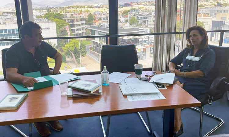 Μεταμόρφωση: Συνάντηση Σ. Σαριδάκη με Λ. Κεφαλογιάννη για την ενίσχυση του προγράμματος ανακύκλωσης
