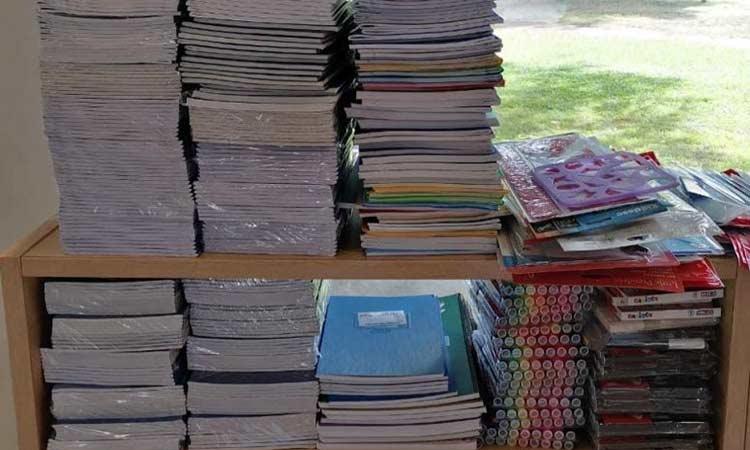 Γέμισαν τις σχολικές τσάντες με τη δύναμη του εθελοντισμού και της προσφοράς στον Δήμο Φιλοθέης-Ψυχικού