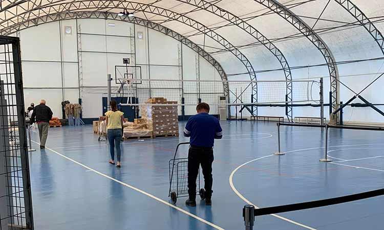 Διανεμήθηκαν δωρεάν τρόφιμα στους δικαιούχους ΤΕΒΑ στον Δήμο Κηφισιάς
