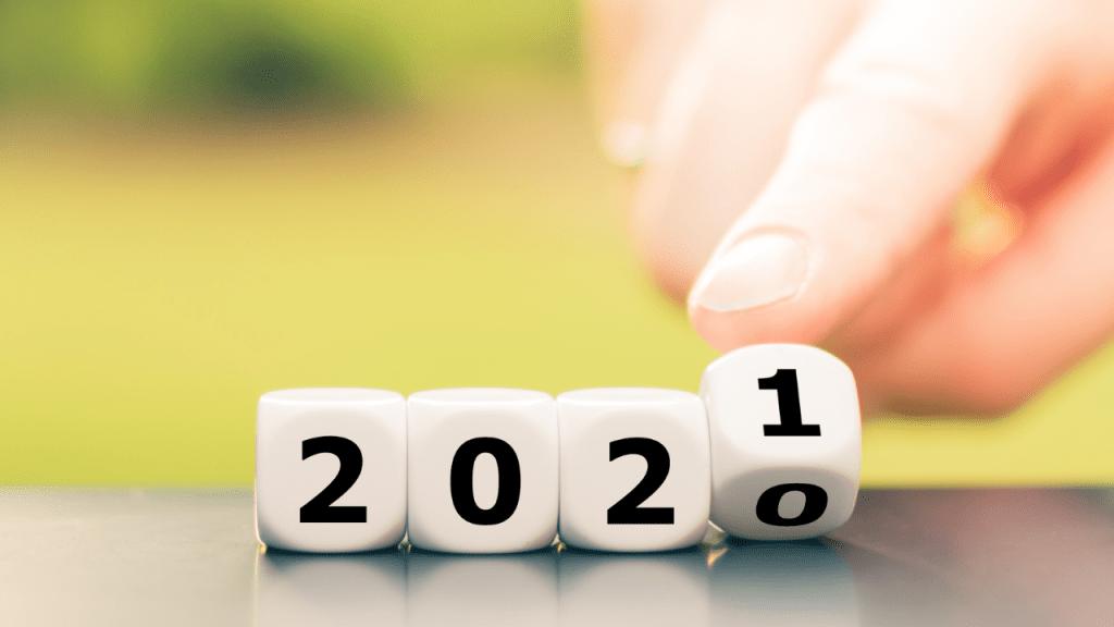 Cambiare vita in 4 mosse. E farlo nel 2021.