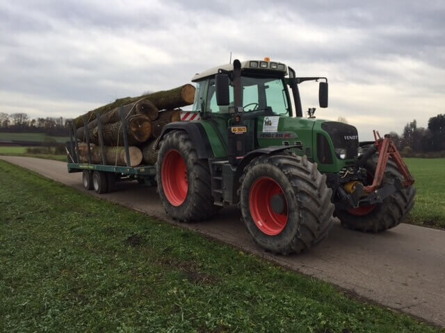 Fendt_Holztransport