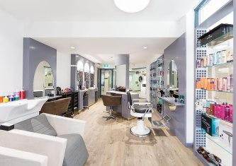 Elegant hair-salon in Neutral Bay