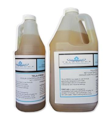 Tela-Fresh, nettoyant commercial anti-odeur