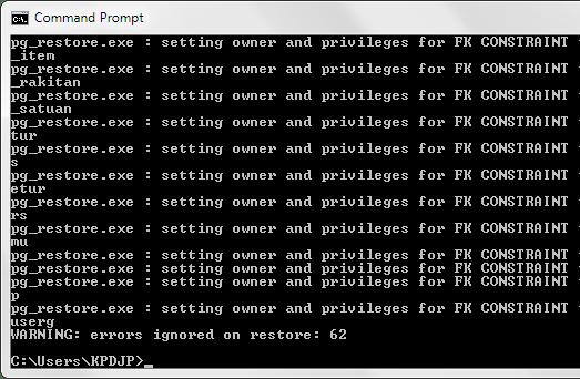 postgres SQL07