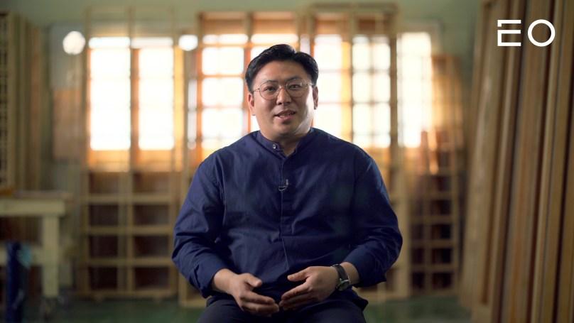 대목수 김승직 인터뷰