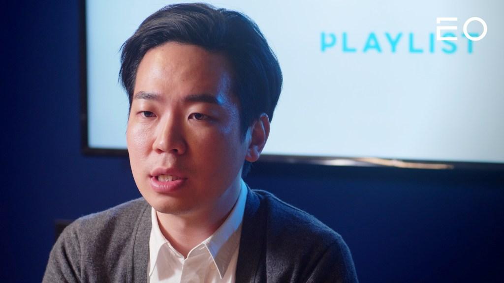플레이리스트 박태원 대표 인터뷰