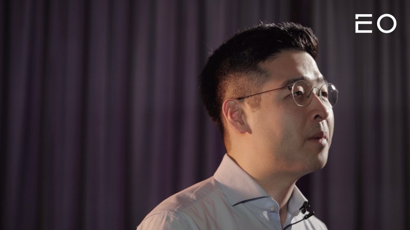 한국신용데이터 김동호 대표 인터뷰