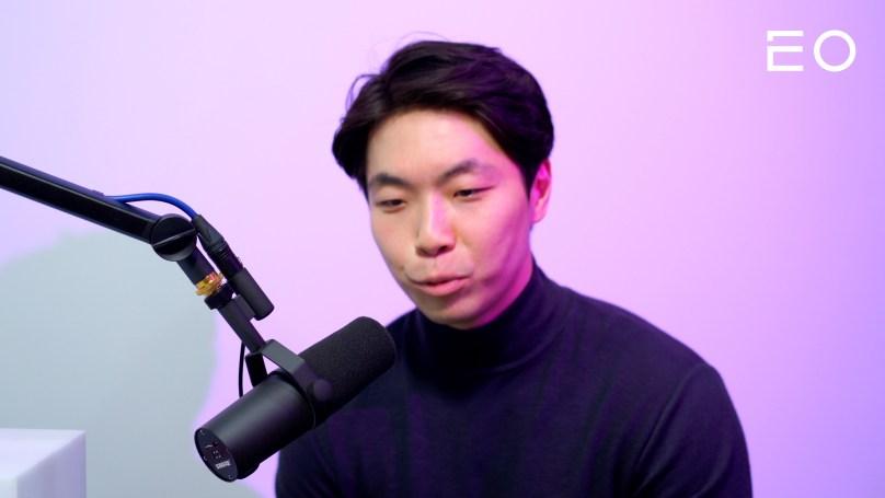 엔코드 정준영 대표 인터뷰