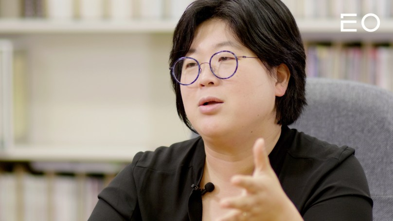 샌프란시스코 대학 정은진 부교수 인터뷰