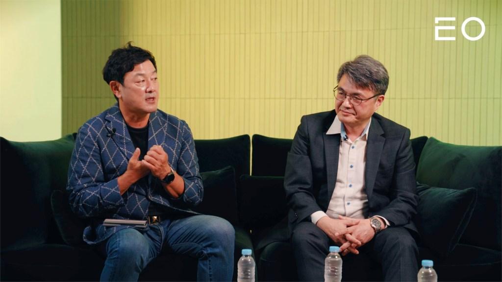 (왼쪽부터) 성균관대 기계공학과 최재붕 교수, 서울대 인문학연구원 김헌 교수