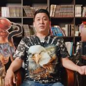 '무한 근성' 김성모의 30년 만화 인생 이야기