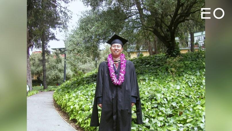 버클리 MBA 과정을 밟던 시절의 前 스타트업 얼라이언스 임정욱 센터장