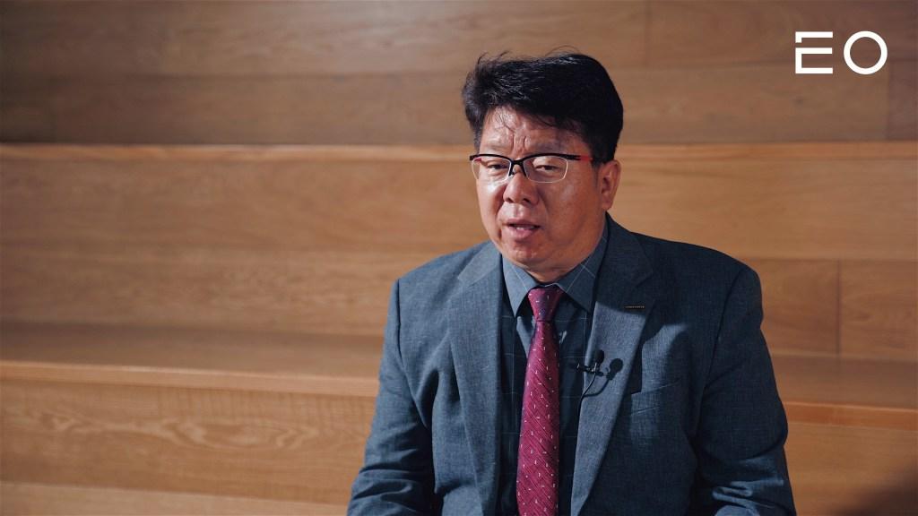 싸이츠 백창기 대표(포항공대 IT융합공학과 교수) 인터뷰