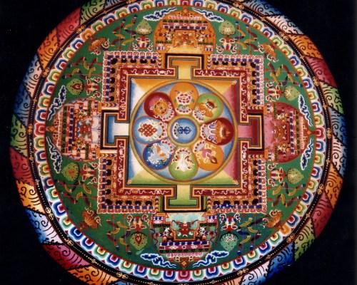 Mandala: The Healing Power of the Circle