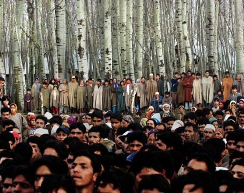 Kashmir Gathering by Ami Vitale