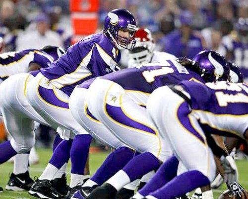 Brett Favre and the Minnesota Vikings