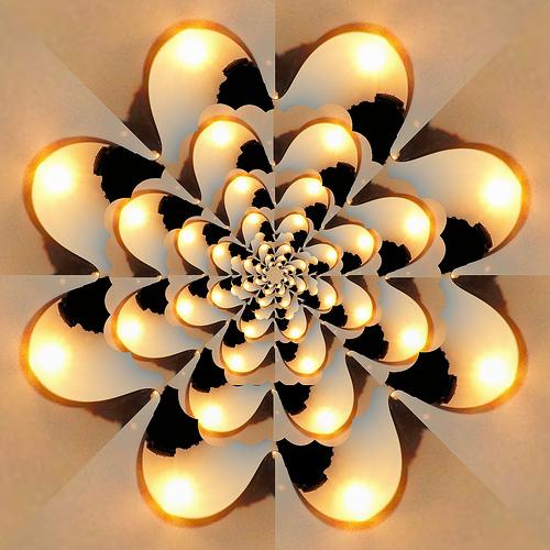 Refracted Mandala