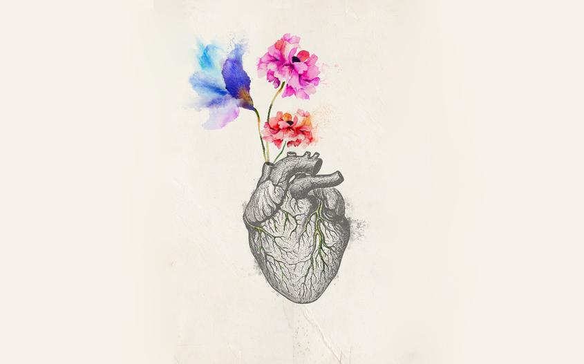Coração limpo