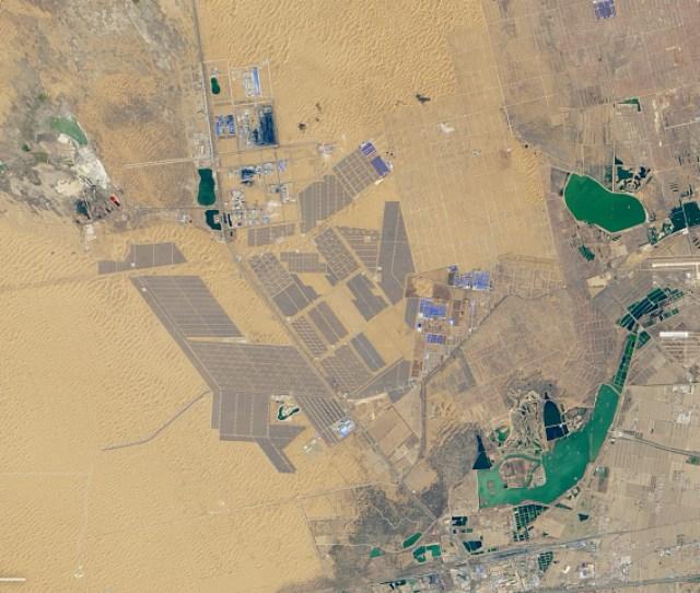 Solar Powered China