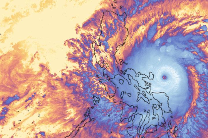 Devastating Storm Hits the Philippines